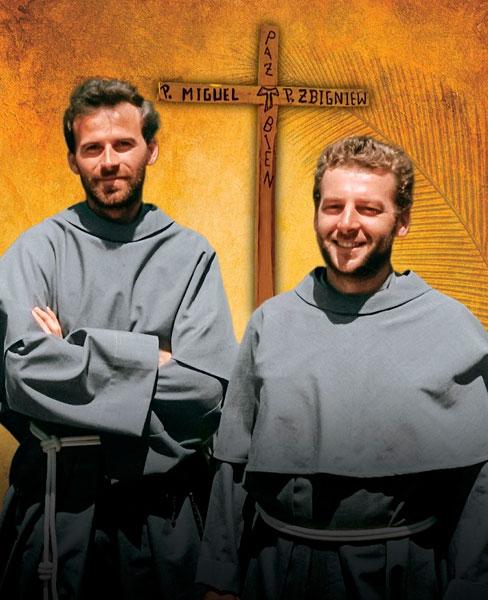 błogosławieni Zbigniew Strzałkowski i Michał Tomaszek