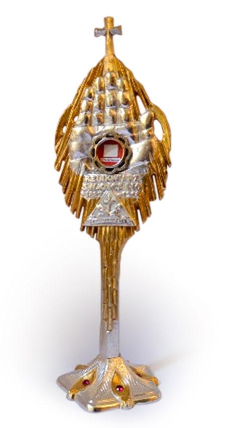św. Ojciec Pio, relikwiarz